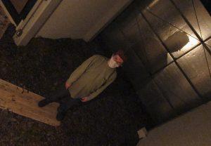 'Silence', collective installation with Yoshiko and Tokio Maruyama, 2011